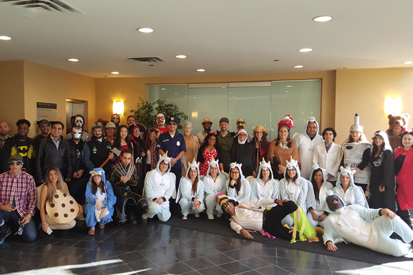 halloween at lombardi corporation